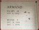 Hilary Armand Jr.