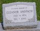 Eleanor Anspach