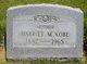 """Harriet Mary Christina """"Hattie"""" <I>Whan</I> Kobe"""