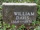 William Henry Davis