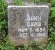 John Terra Davis