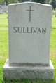 Profile photo:  Sylvester Joseph Sullivan
