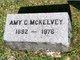 Profile photo:  Amy Gladys <I>Conkling</I> McKelvey