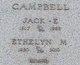 Jack Edward Campbell
