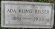 Profile photo:  Ada <I>Kling</I> Beiser