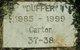 "Profile photo:  ""Duffer"" Carter"