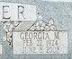 Georgia Mae <I>Smithhart</I> Cooper