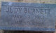 Judy Verna Mar <I>Ruthledge</I> Barnett