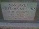 Margaret Williams Mullins