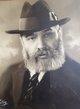 Profile photo: Rabbi Abraham Ber Goldenson