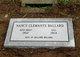 Profile photo:  Nancy <I>Clemants</I> Ballard