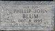 Phillip John Blum
