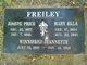 Profile photo:  Winnifred Jeanette Freiley