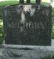 Profile photo:  Ada May McCrory