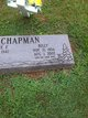 Profile photo:  Billy Chapman