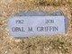 Opal Mae <I>Nelson</I> Griffin