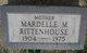 Mardelle M. Rittenhouse