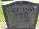Ollen Layne Adkins