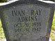 Ivan Ray Adkins