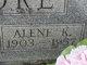 Profile photo:  Alene K Bashore