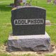 Profile photo:  Adolph Peter Adolphson