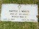 """Hedwig LeNore """"Hattie"""" <I>Sommerfeld</I> White"""