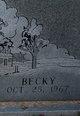 Becky Prayor