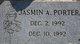 Jasmin A Porter