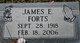 James E Forts