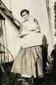 "Profile photo:  Josephine Amelia ""Josie"" <I>Borup</I> Romlin"