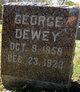 Profile photo:  George Dewey