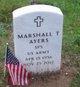 Marshall Thompson Ayers