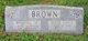 Profile photo:  Bettie J. <I>Lance</I> Brown