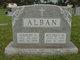 Profile photo:  Mildred Mary <I>Reed</I> Alban