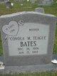 Profile photo:  Conola M <I>Teague</I> Bates
