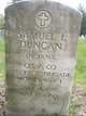 Samuel Leonard Duncan