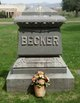 Profile photo:  Opal L. M. <I>Sanders</I> Becker