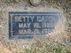 """Profile photo:  Anna Elizabeth """"Betty"""" Caton"""