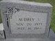 Profile photo:  Audrey I <I>Penland</I> Abernathy
