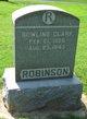 Profile photo:  Bowling Clark Robinson