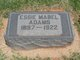 Essie Mabel Adams