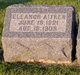 Eleanor Aitken