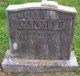 Profile photo:  Agnes <I>Reynolds</I> Cansler