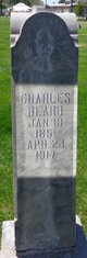 Profile photo:  Charles Beard