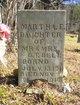 Martha E Bell