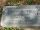 Agnes E <I>Staten</I> Hatfield