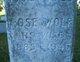 Rose <I>Wolf</I> Prall