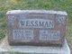 Profile photo:  Anna Mae Wessman