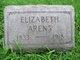 Elizabeth Arens