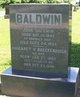 Profile photo:  Margaret V. <I>Breckenridge</I> Baldwin